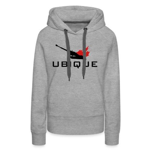 Ubique - Women's Premium Hoodie