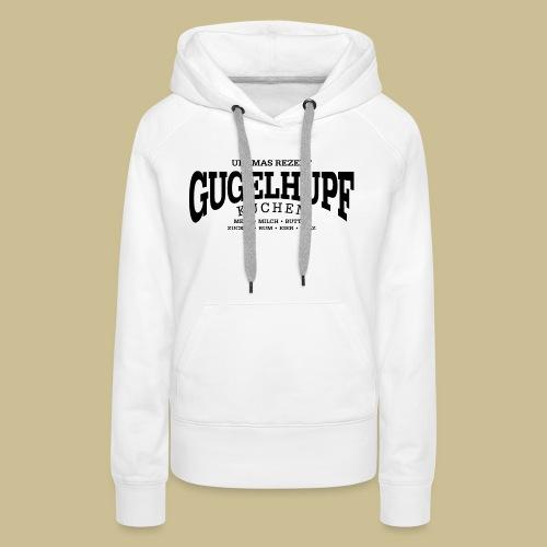 Gugelhupf (black) - Women's Premium Hoodie