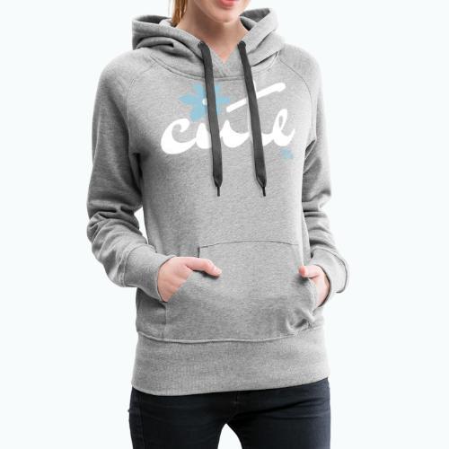 CUTE - Women's Premium Hoodie