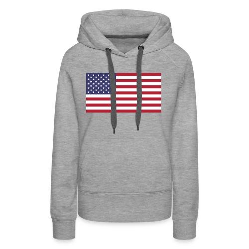 Flag - Women's Premium Hoodie