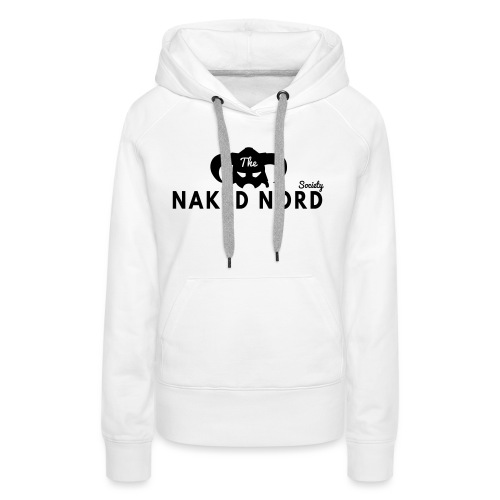The Naked Nord Society - Women's Premium Hoodie