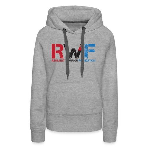 RWF Black - Women's Premium Hoodie