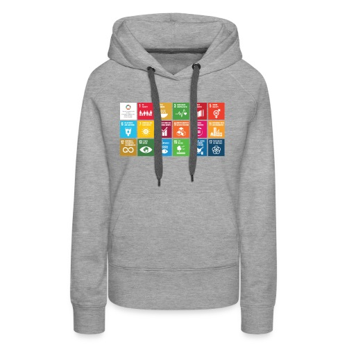 sustainability - Women's Premium Hoodie