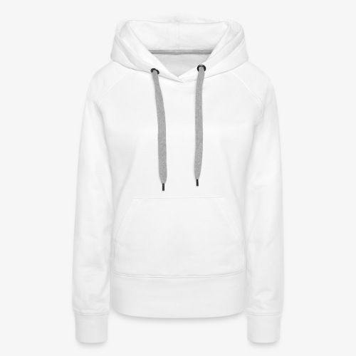 Suspense Is Killing Us White Logo - Women's Premium Hoodie