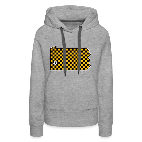 Pittsburgh Soccer - Women's Premium Hoodie