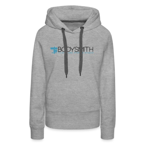 Bodysmith logo for tshirts Medium - Women's Premium Hoodie
