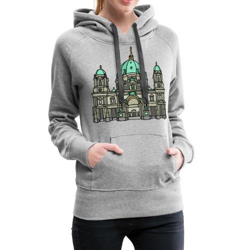 Berlin Cathedral - Women's Premium Hoodie