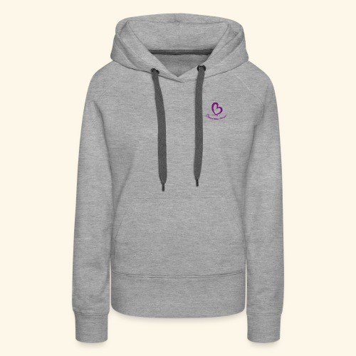 Bless Your Heart® Purple - Women's Premium Hoodie