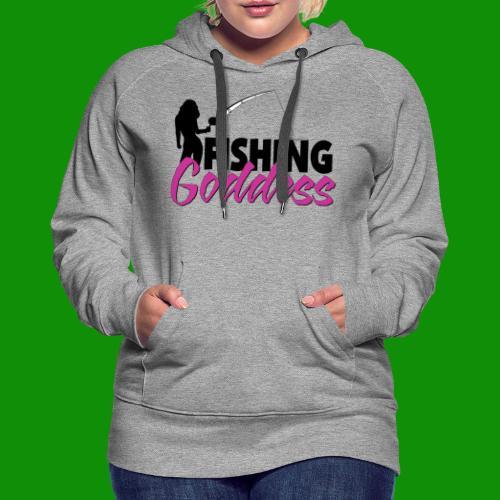 FISHING GODDESS - Women's Premium Hoodie