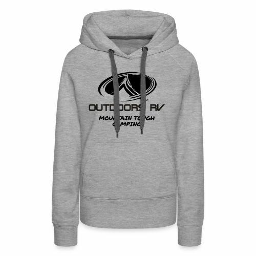 Front Logo Only - Women's Premium Hoodie