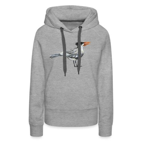 Royal Tern gull - Women's Premium Hoodie