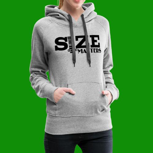 Size Matters Photography - Women's Premium Hoodie
