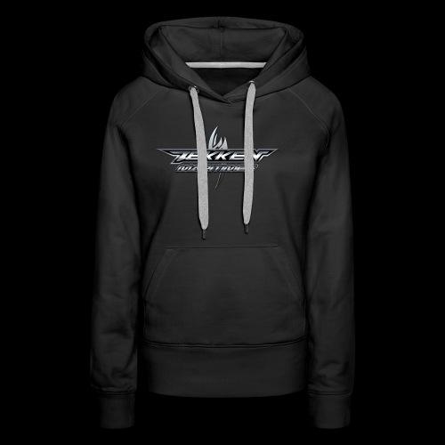 Tekken Maritimes Logo transparent - Women's Premium Hoodie