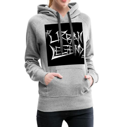 Urban Legend Logo - Women's Premium Hoodie