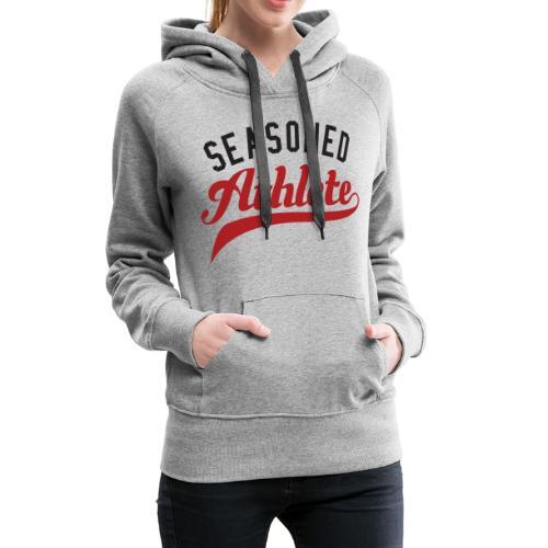 Seasoned Athlete - Women's Premium Hoodie
