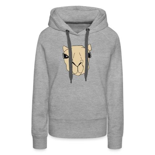 Waxy Camel - Women's Premium Hoodie