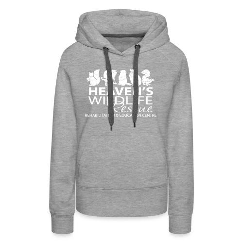HWR White - Women's Premium Hoodie