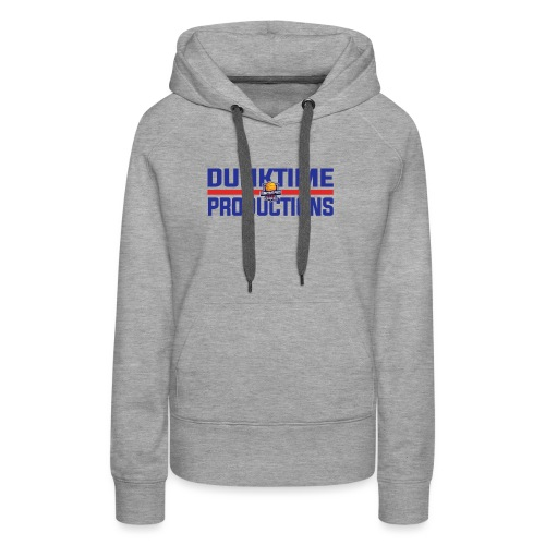 DUNKTIME Retro logo - Women's Premium Hoodie
