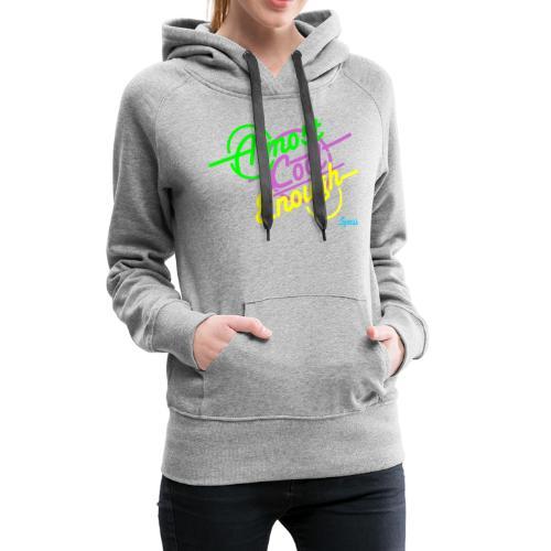 Almost Cool Enough Merch - Women's Premium Hoodie