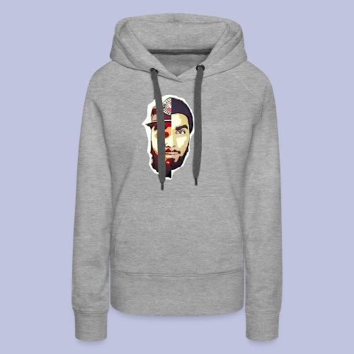 dlb face - Women's Premium Hoodie