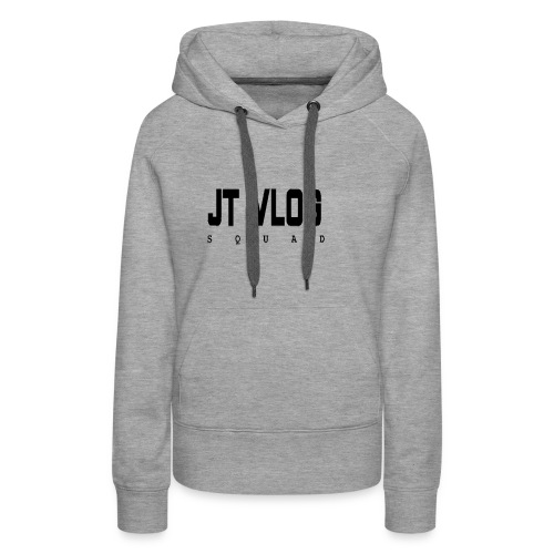 jt vlog squad - Women's Premium Hoodie