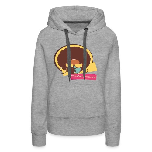 Ubiquity Radio The Funk - Women's Premium Hoodie