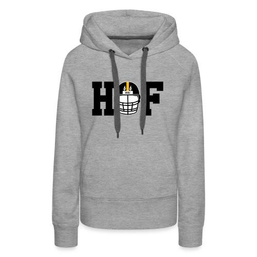 HOF 66 (On Light) - Women's Premium Hoodie