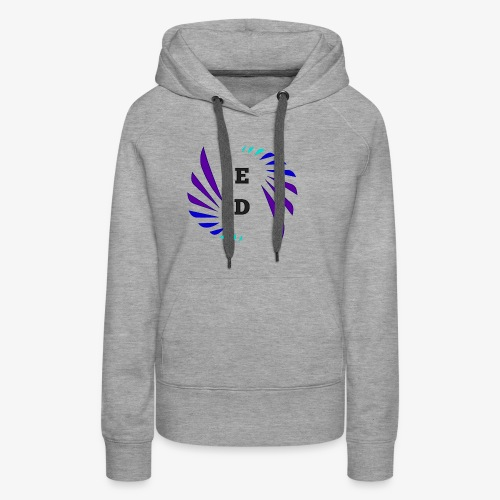 Entertainment Daily Logo - Women's Premium Hoodie