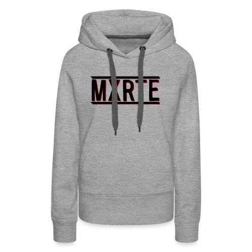 MXRTE - Women's Premium Hoodie