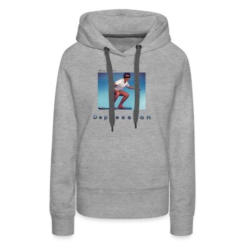 Depression album merchandise - Women's Premium Hoodie