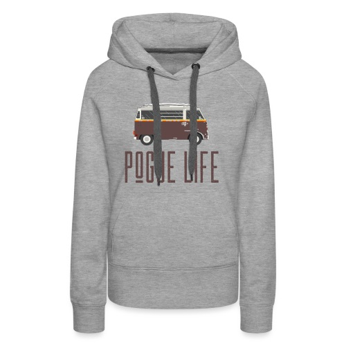 Pogue Life - Women's Premium Hoodie