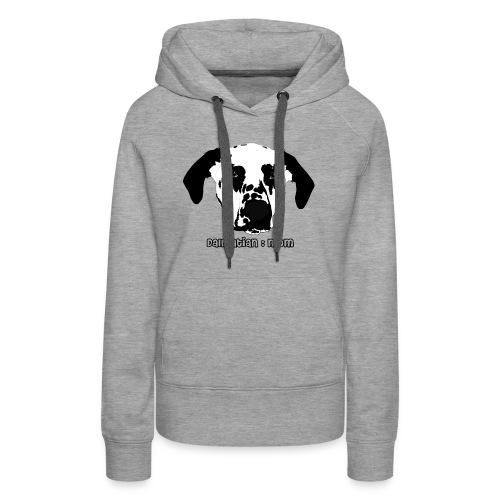 Dalmatian Mom - Women's Premium Hoodie