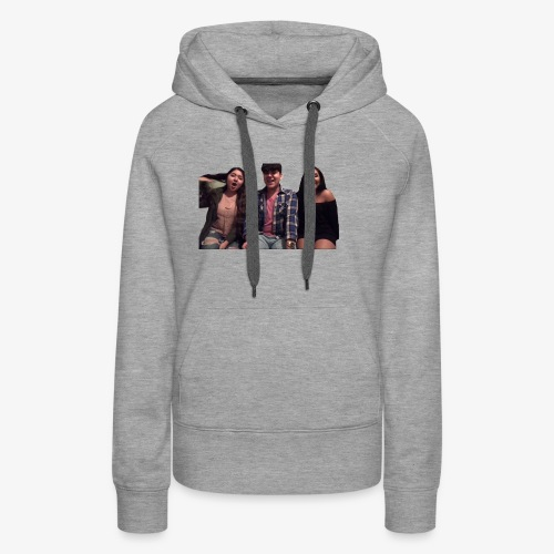 Fido, Cindy, and Tania - Women's Premium Hoodie
