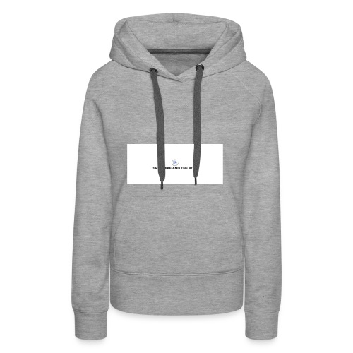 dirty mike and the boys - Women's Premium Hoodie
