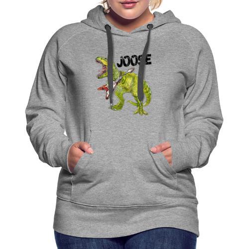 JOOSE T-Rex - Women's Premium Hoodie