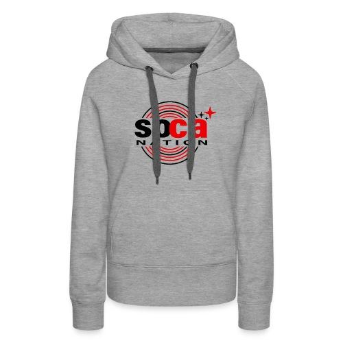 Soca Junction - Women's Premium Hoodie