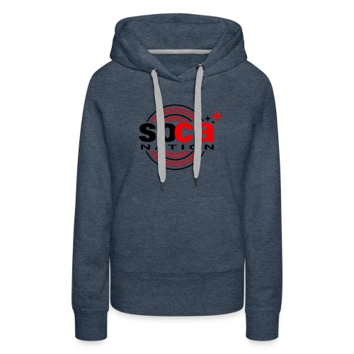Soca Junction - Women's Premium Hoodie