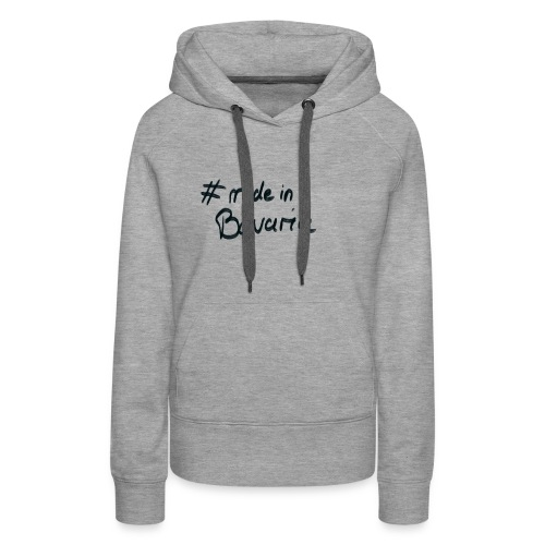 made in Bavaria - Women's Premium Hoodie