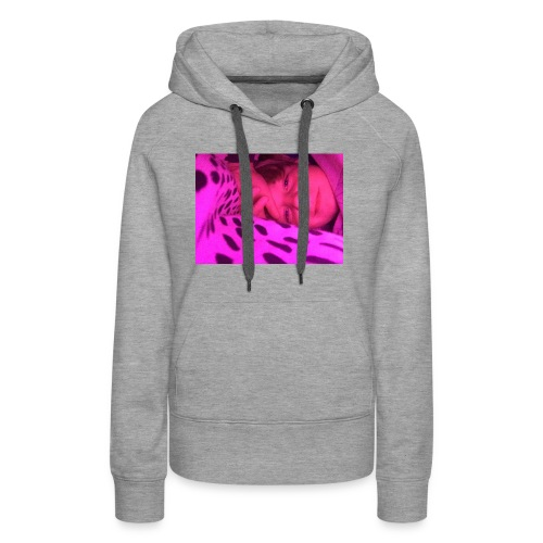 Purple under my bed - Women's Premium Hoodie
