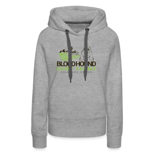 BloodhoundHempFarms - Women's Premium Hoodie