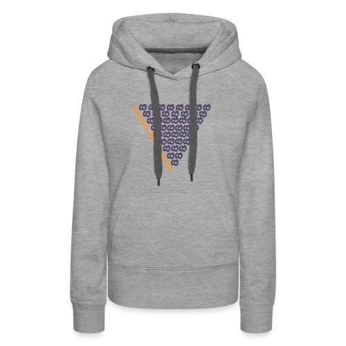 infinite intelligence - Women's Premium Hoodie