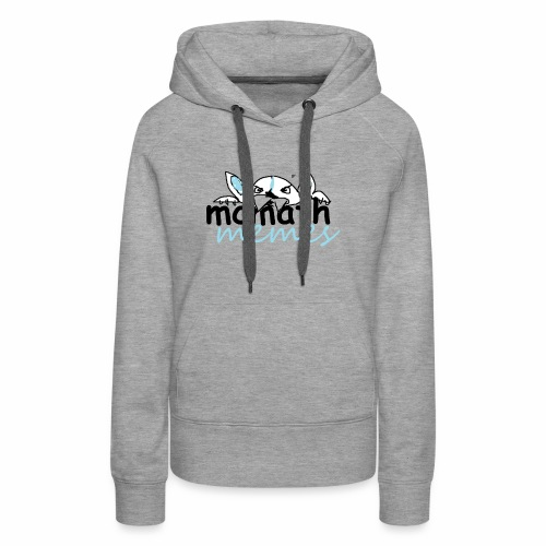 McMath Memes Logo - Women's Premium Hoodie