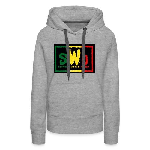 Rasta SCUMBAG - Women's Premium Hoodie