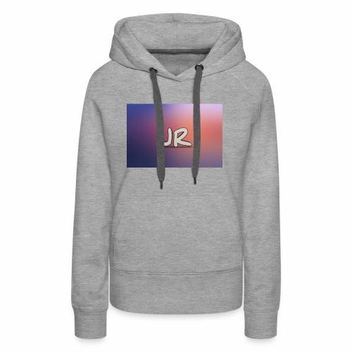 JR shirt - Women's Premium Hoodie