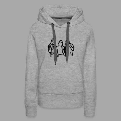 Bad Bitches - Women's Premium Hoodie