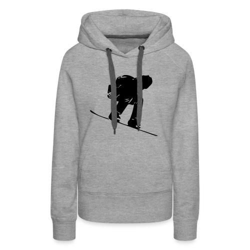 Snowboard - Women's Premium Hoodie