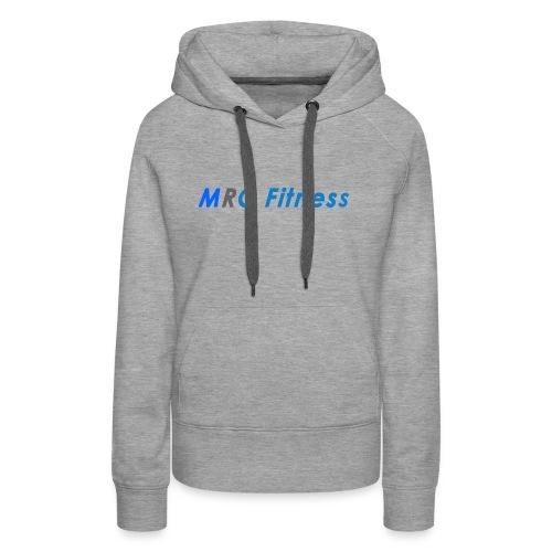 MRC Fitness Logo - Women's Premium Hoodie