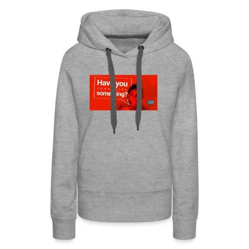 banner 5owls marca - Women's Premium Hoodie