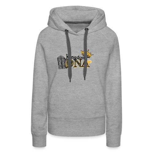 Kingdom DNA - Women's Premium Hoodie