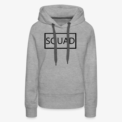 Squad Logo - Women's Premium Hoodie